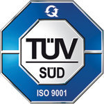 Quality Assurance System (ISO 9001) and CE certificate are certified by TUV SUD TGK. .